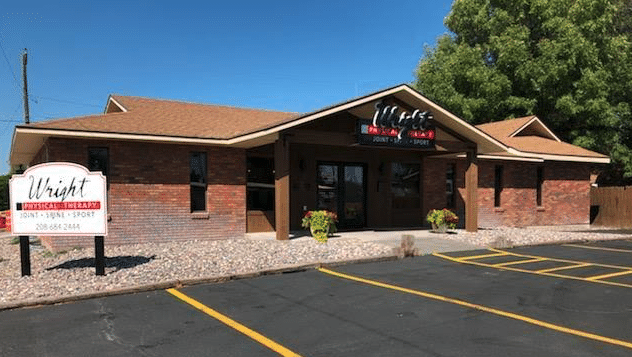 Blackfoot Wright Physical Therapy Clinic Location