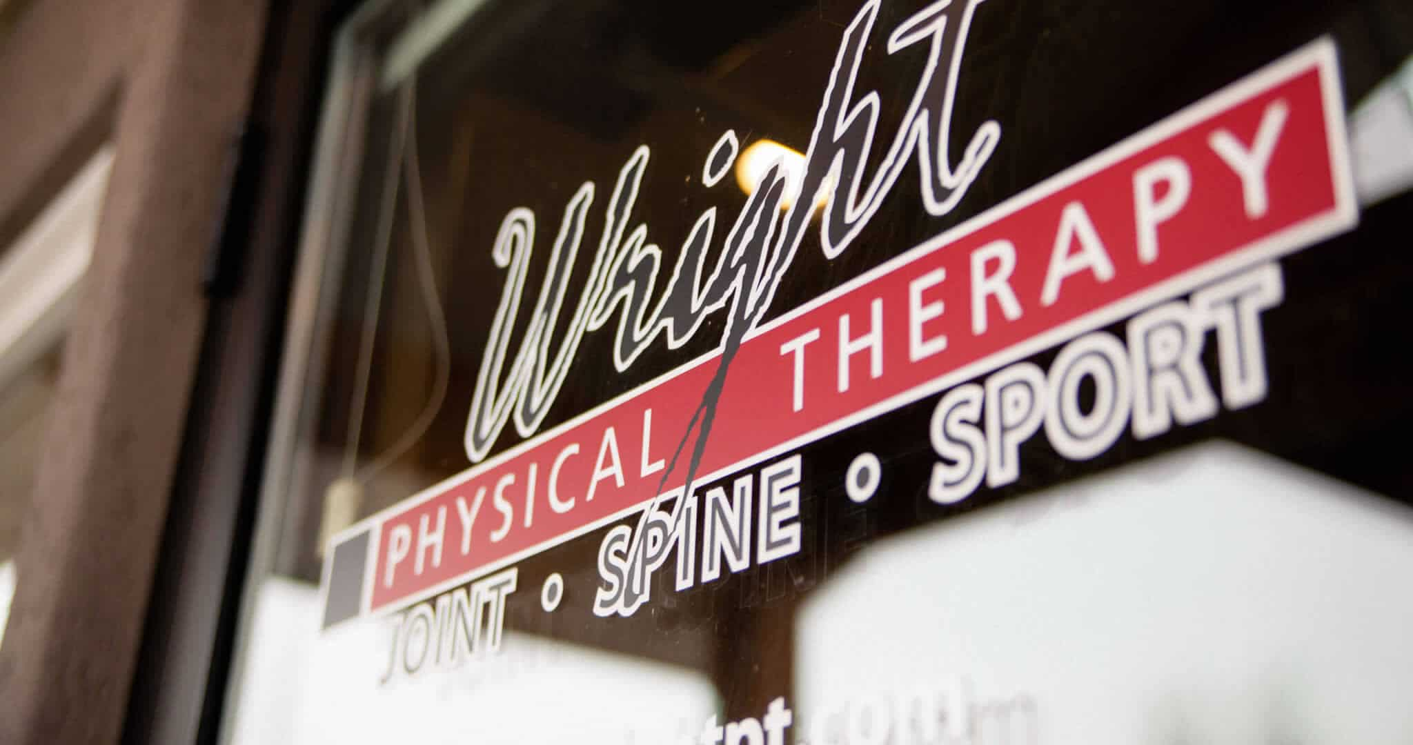 Wright Physcial Therapy Logo