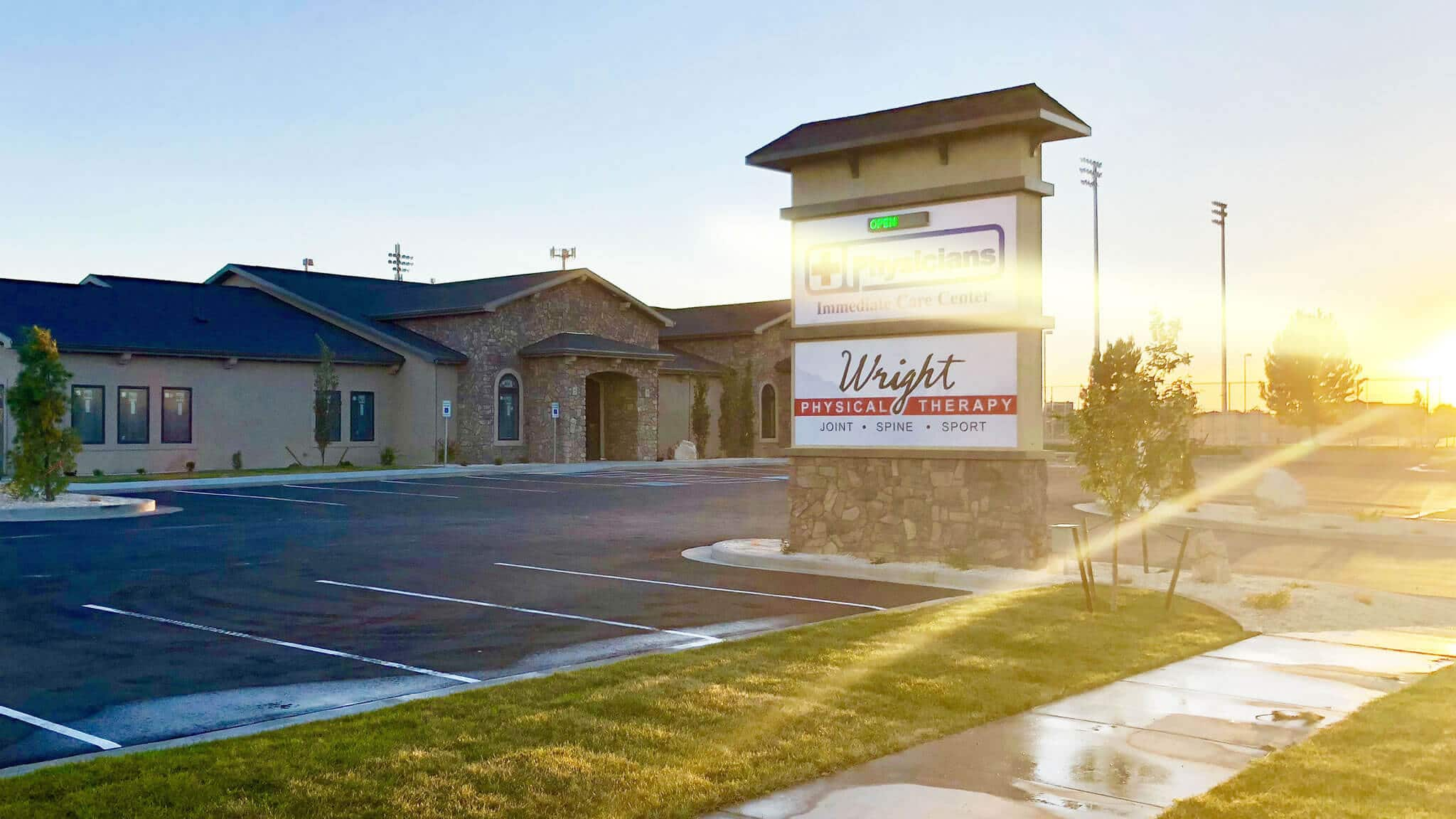 Twin Falls Wright Physcial Therapy Cheney